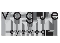 67b096c1ab ELIGE TUS CRISTALES. Nuestras Garantias: Gafas. Vogue. Gafas Graduadas  Vogue VO-2714 2014 52-16 Marrón Azul vista de perfil
